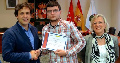 foto entrega diplomas