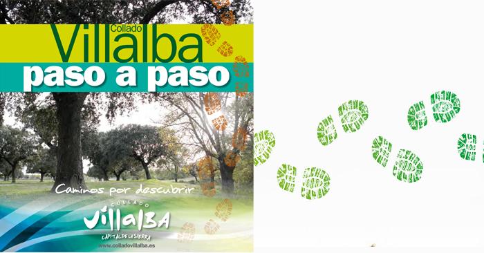 senderismo en Collado Villalba