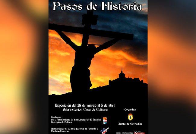 exposición semana santa san lorenzo de el escorial