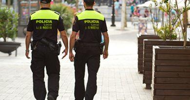 Policía de Las Rozas