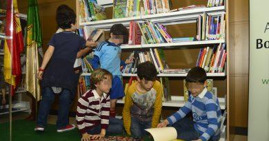 inauguración biblioteca boadilla del monte