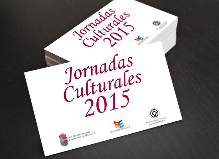 Jornadas culturales san lorenzo de el escorial