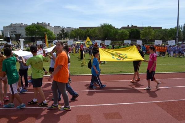 olimpiadas escolares collado villalba