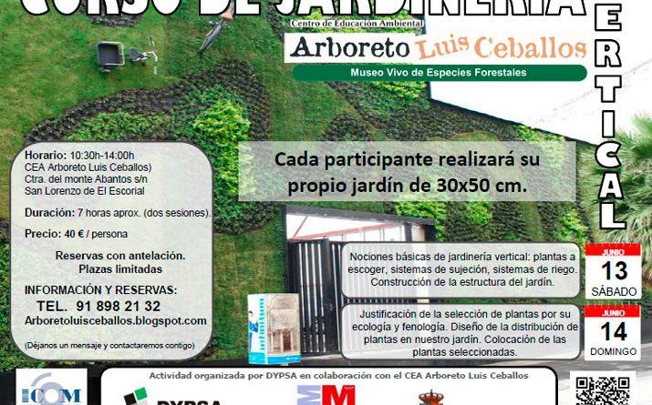 curso jardines alboreto luis ceballos san lorenzo