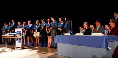 graduación IES carmen conde las rozas