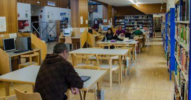 horarios biblioteca junio san lorenzo