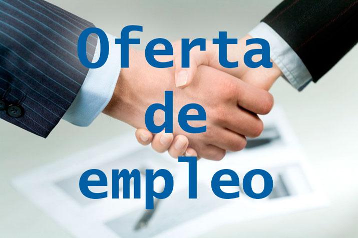 oferta empleo cuidador san lorenzo