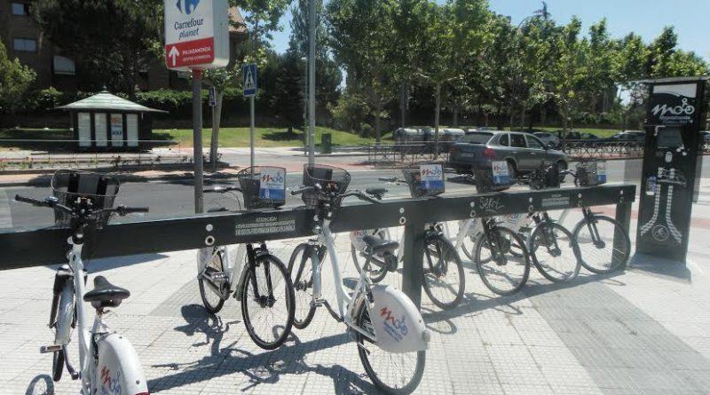 majadahonda en bici alquileres
