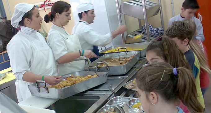 La Comunidad financiará las ayudas de comedor escolar esta Semana ...