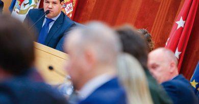 De la Uz anuncia otra reforma fiscal que rebajará el IBI