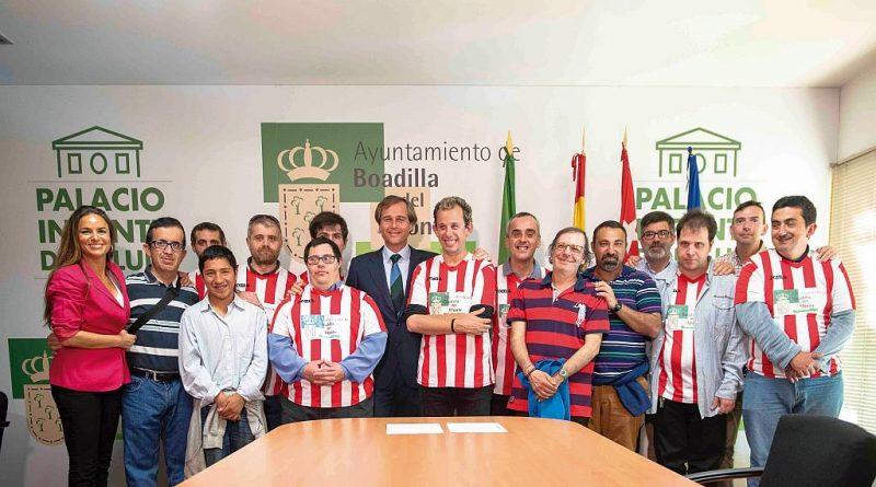Atletico Boadilla gana la liga FEMMADI
