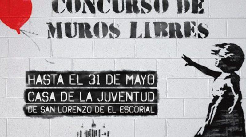 Concurso 'Muros libres' de San Lorenzo de El Escorial