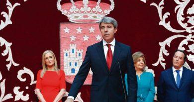 El PP confía a Garrido la Presidencia de la Comunidad