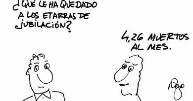 Manuel Royo viñeta