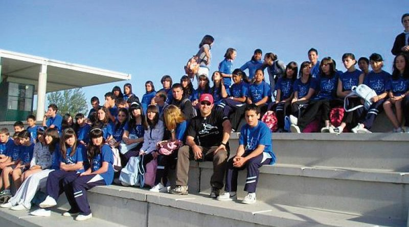 XIV Olimpiada Escolar Collado Villalba