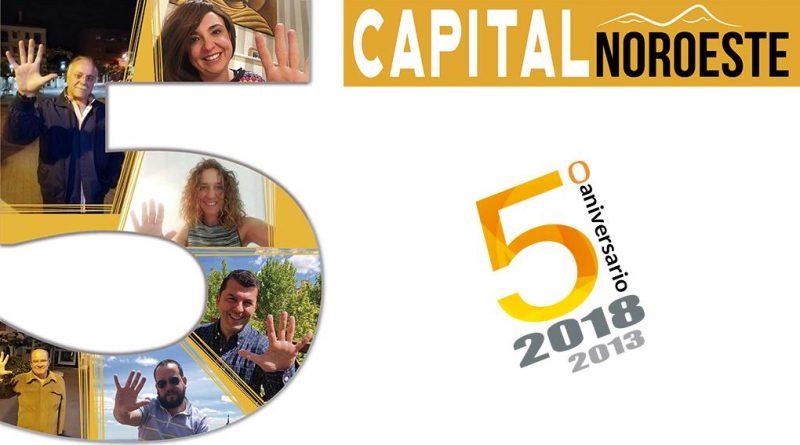 5º Aniversario Capital Noroeste
