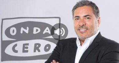 """Entrevista a Chema Bueno en Onda Cero, en el programa de Alberto Granados """"Aquí en la onda"""""""