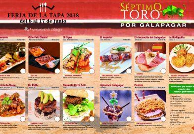 Galapagar organiza junto a los hosteleros locales la feria gastronómica 'Séptimo Toro'