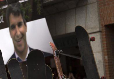 Las Rozas rinde homenaje a Ignacio Echeverría en el primer aniversario de su asesinato