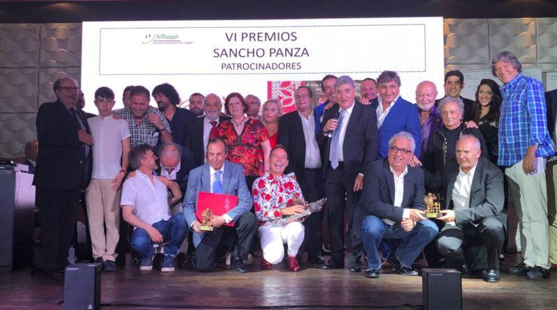 VI Edicion Premios Sancho Panza