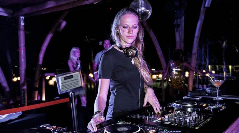 Mujeres en el mundo DJ