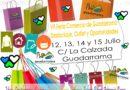 Guadarrama inaugura la VII edición de la feria del Comercio, Destockaje, Outlet y Oportunidades