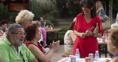 Las Fiestas  del barrio de La Estación de Pozuelo arrancan con gran éxito de público