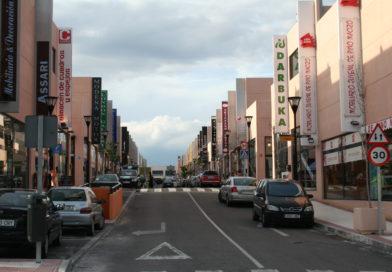 Las Rozas reordena urbanísticamente el polígono de Európolis