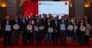 III Edición Premios de Gastronomía de la Comunidad de Madrid