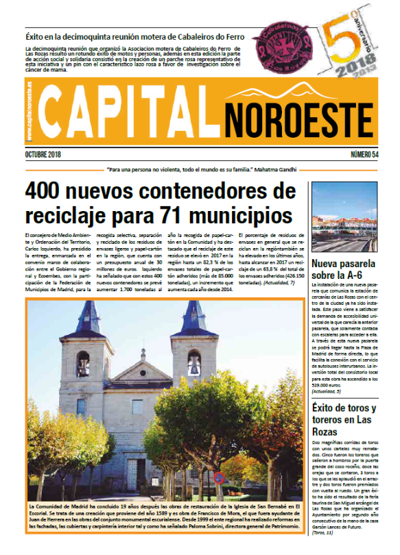 Portada Capital Noroeste 54
