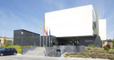 Centro de empresas de Boadilla.