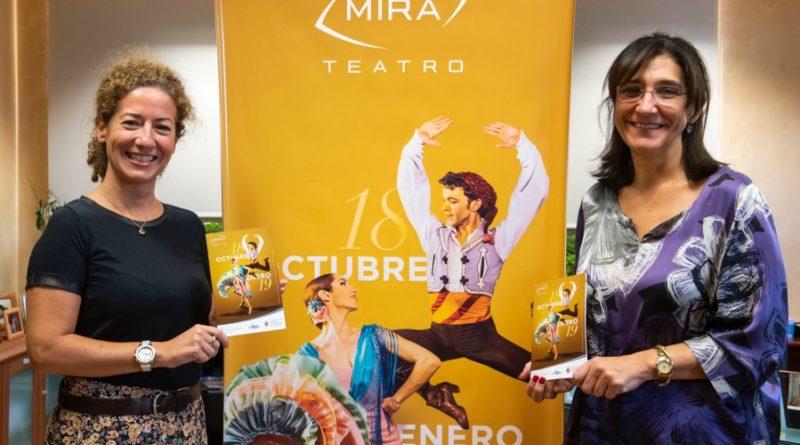 Jorge Blass, Bebe y el Ballet Víctor Ullate, entre las propuestas de MIRA Teatro