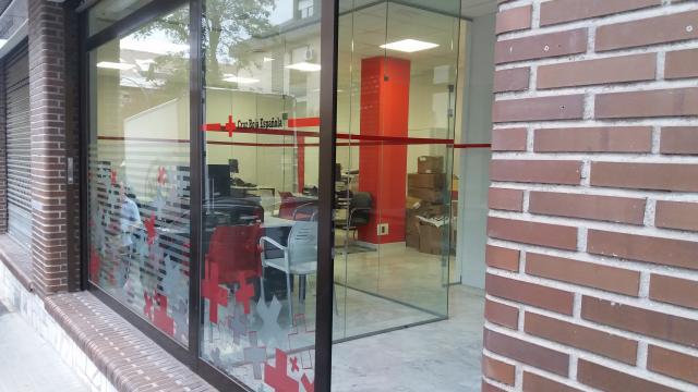 Nueva sede Cruz Roja en Las Rozas