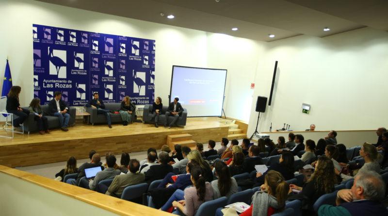 Presentación de los programas de emprendimiento StartUp y Explorer.