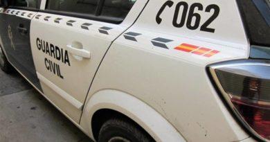 La Guardia Civil tomará declaración hoy a las víctimas.