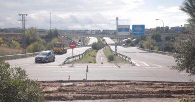 Comienzan las obras de remodelación de la avenida de España.