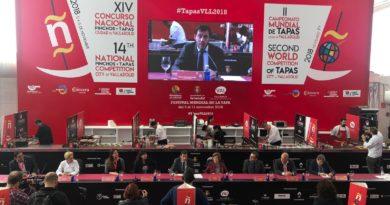 XIV Concurso Nacional de Pinchos  y Tapas de la Ciudad de Valladolid
