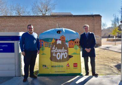 Boadilla compite en 'El contenedor de oro' para fomentar el reciclaje