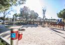 Las Rozas remodela completamente el parque de Castillo de Atienza
