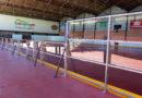 El polideportivo de Galapagar acoge competiciones autonómicas y nacionales