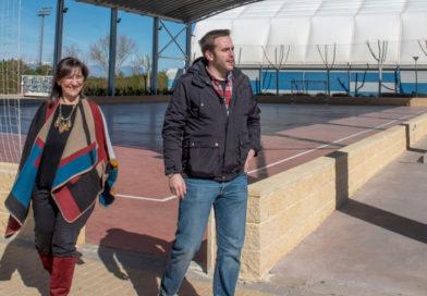 Pozuelo invierte un millón y medio de euros en la renovación de la Ciudad Deportiva Valle de las Cañas