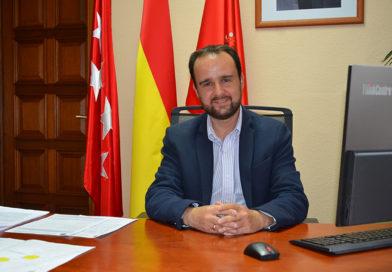 El alcalde de Guadarrama presenta la estructura del nuevo Ejecutivo