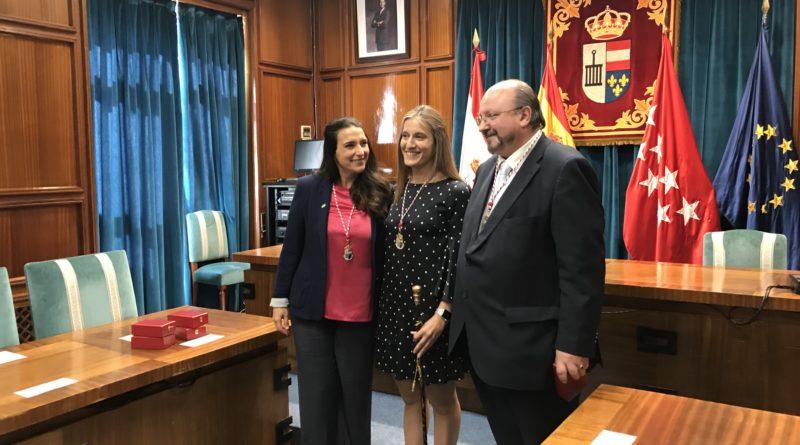 La alianza Partido Popular, Ciudadanos y VOX otorga la alcaldía  a Carlota López Esteban