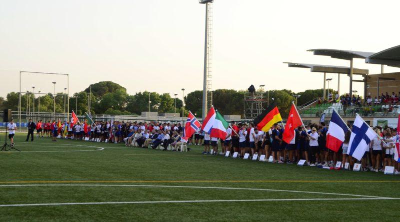 Campeonato Europeo de Fútbol Universitario.