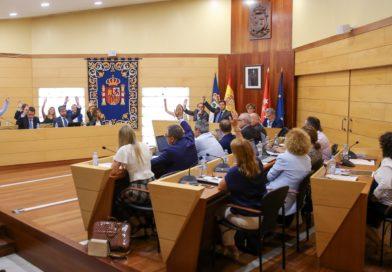 El Pleno de Las Rozas aprueba la iniciativa para que el municipio obtenga el estatuto de gran población