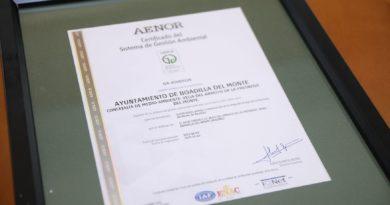 Certificación medioambiental.