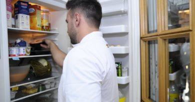 Servicio de comidas a domicilio para mayores.