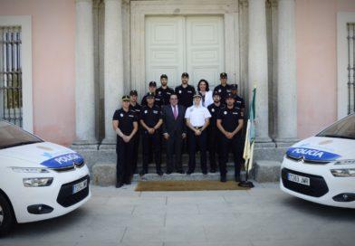 Boadilla incorpora ocho nuevos agentes a la Policía Local