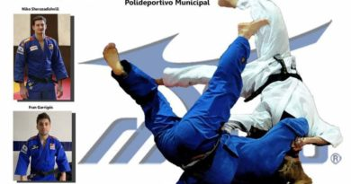 Comienza el primer 'stage' de judo de Guadarrama