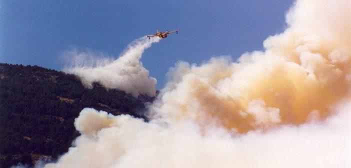 Incendio del Monte Abantos.